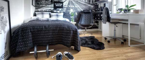 Kako urediti malu spavaću sobu