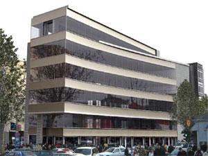 Swissbuild gradi luksuznu poslovnu zgradu u Beogradu