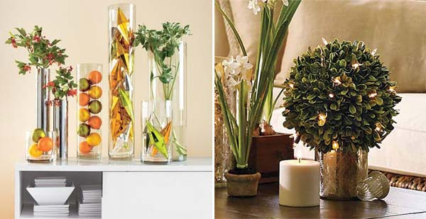 Male ideje za novogodišnju dekoraciju
