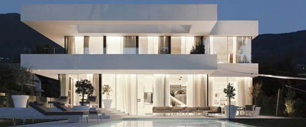 Spektakularna kuća u Meranu u Italiji