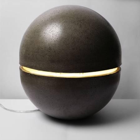 Svetiljke od betona: Poetski dizajn