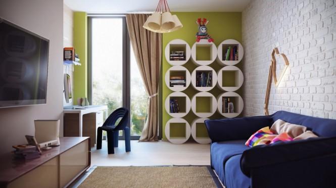 Kako izabrati nameštaj za dečiju sobu