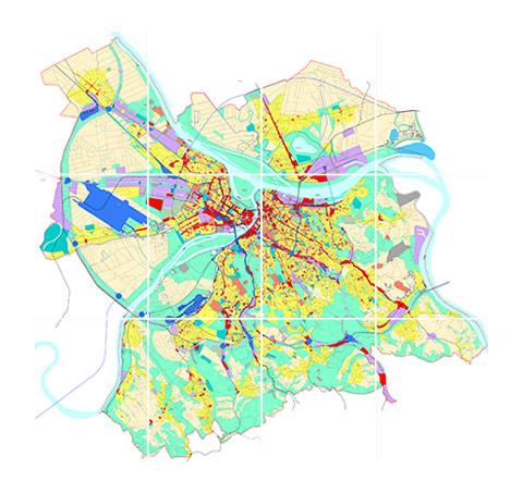 Nacrt generalnog urbanističkog plana Beograda do 2021.