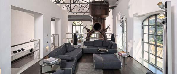 Stanica za prečišćavanje vode pretvorena u moderan stan
