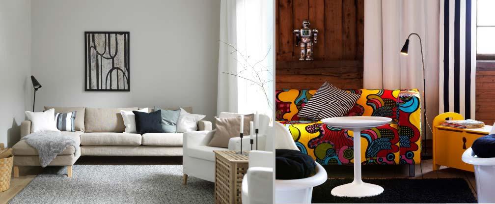Ikea: Najbolje dnevne sobe za 2013.