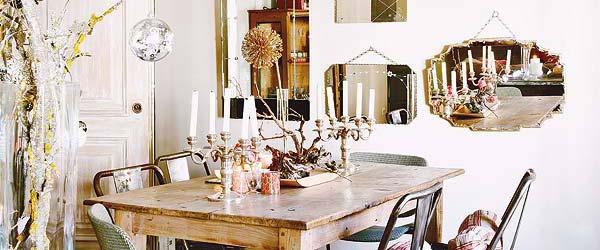 Elegantno novogodišnje dekorisanje prostora