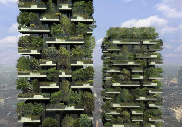 Sa zelenim kućama do štednje energije