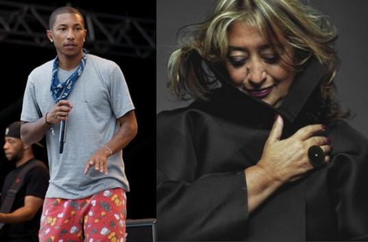 Saradnja Zahe Hadid i Pharrella na prefabrikaciji kuća