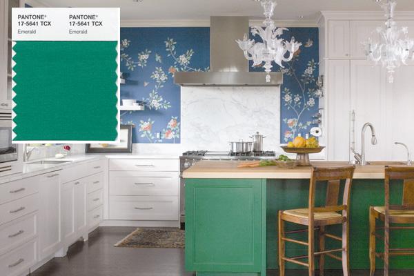 Zelena je trendi boja za 2013.