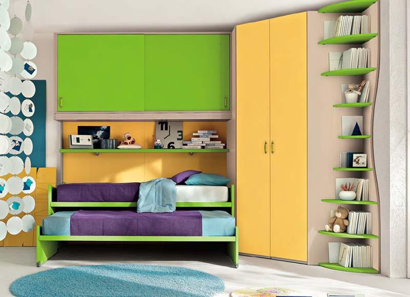 Dečije sobe – projekti uređenja