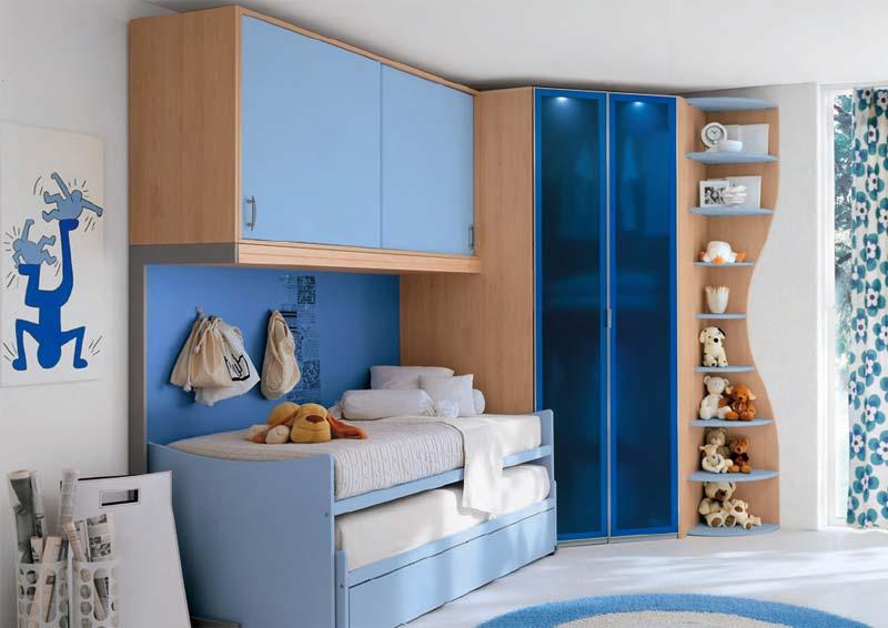 De ije sobe projekti ure enja - Tiny bedroom ideas for teenage girls ...