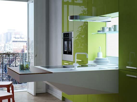 kuhinja-zelena-moderna