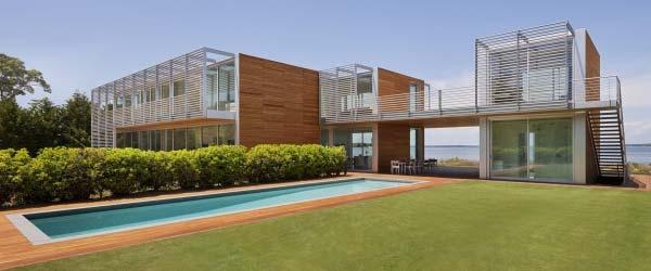 Pametna kuća u njujorškom zalivu