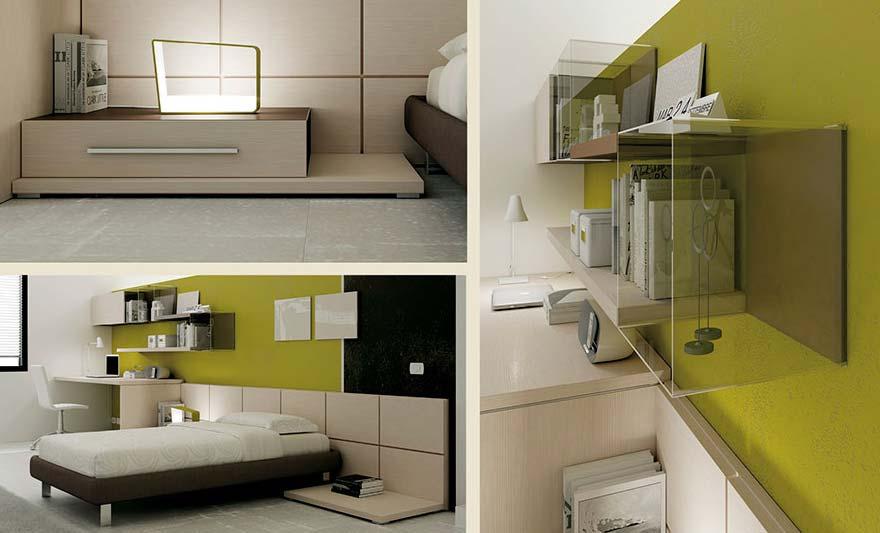 Najlepše spavaće i radne sobe