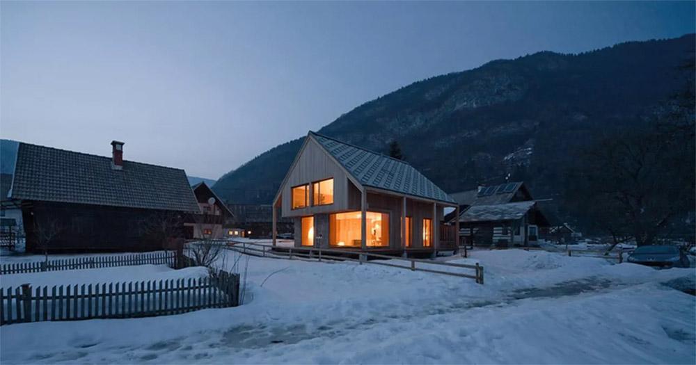 Alpska kuća na Triglavu