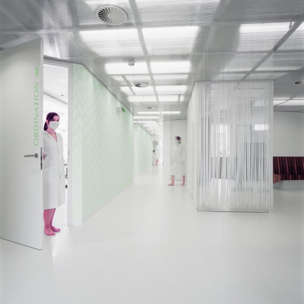 GKK Dental Ambulatory Linz, Austria Designed by X Architekten