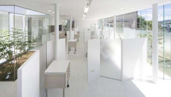 Cocolo Dental Clinic Takushima, Japan Designed by Hari Architects