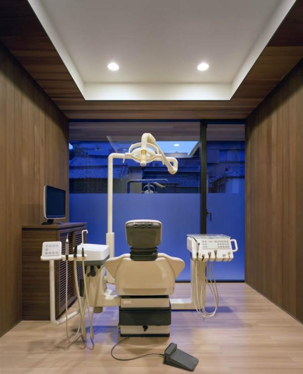 Kousuke Dental Clinic Tsukasaki-Shuku – Nagasaki Kaido, Japan Designed by Masakatsu Matsuyama