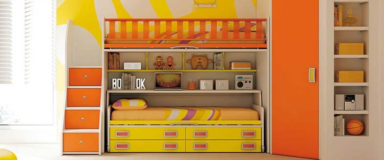 Narandžasta dečija soba – ideje i saveti