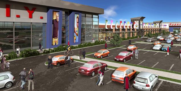 Energogroup gradi izraelski šoping centar u Zemunu