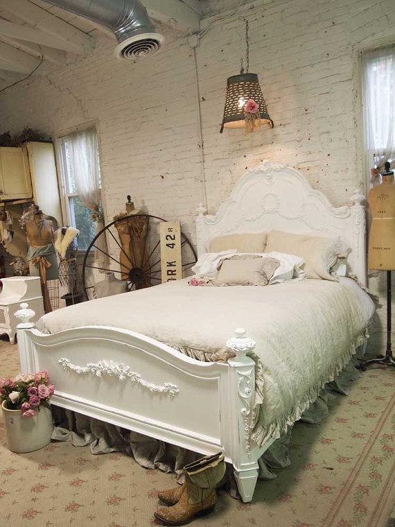 krevet rustik