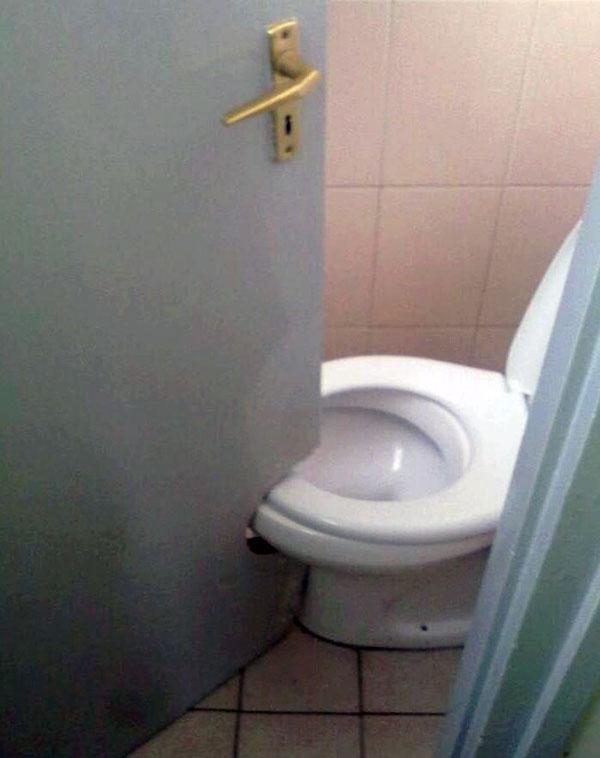 Stolarske majstorije u WC-u