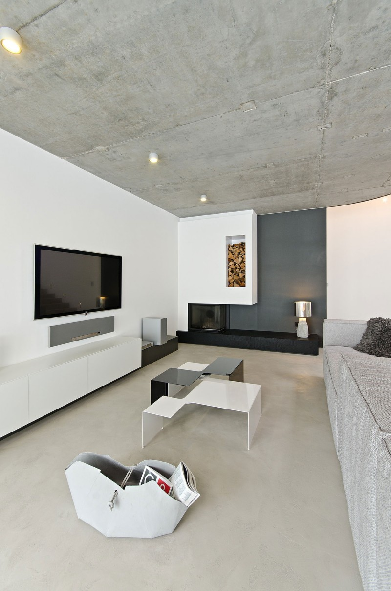 Concrete-Interior