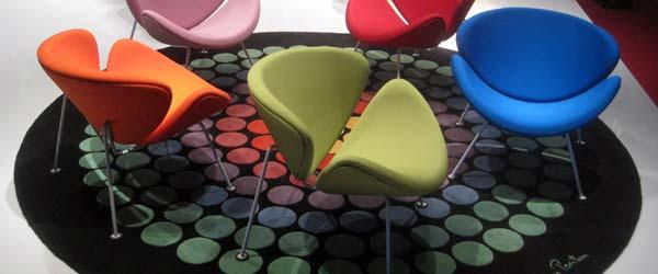 Cosmit 2013: Aktuelni modeli fotelja