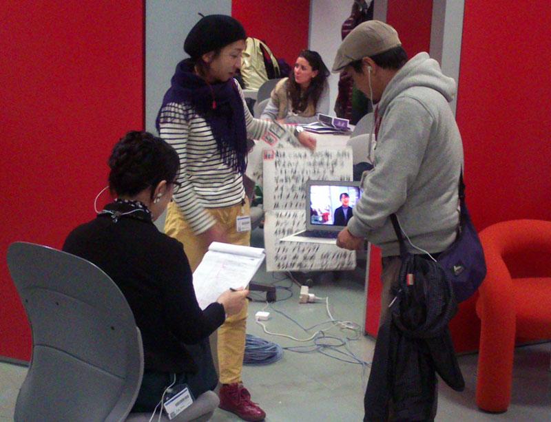 Kako domišljati kineski novinari izveštavaju sa sajma