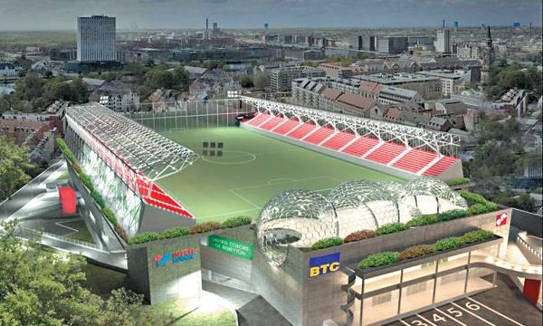 Novi stadion i prvi H&M od 25. aprila u Beogradu