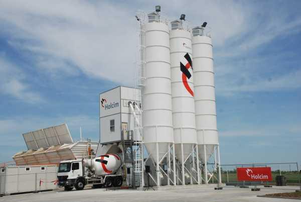 Holcim otvorio novu fabriku betona u Beogradu