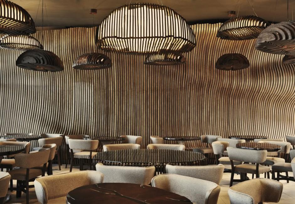 Kako izgleda enterijer kafića Don Café u Prištini