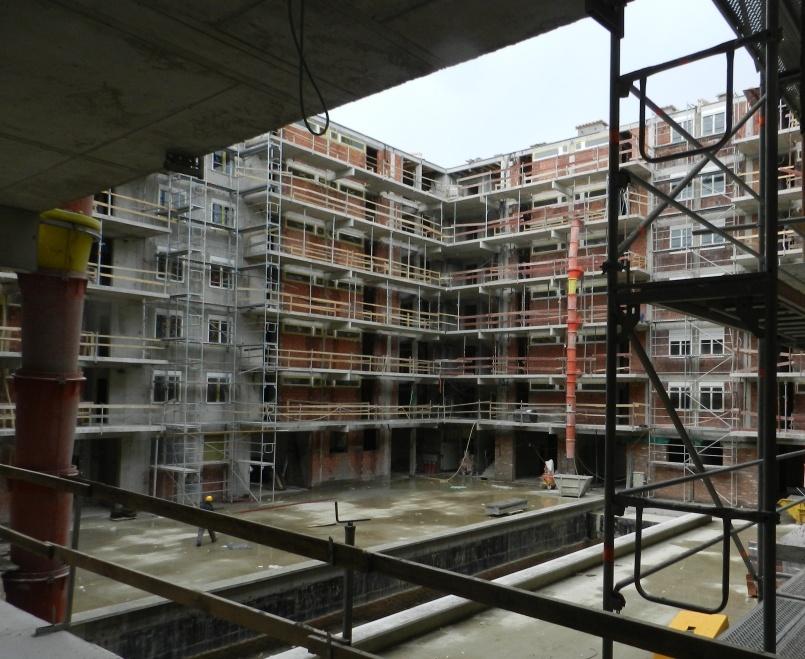 Pratite uživo gradnju stanova za mlade naučnike