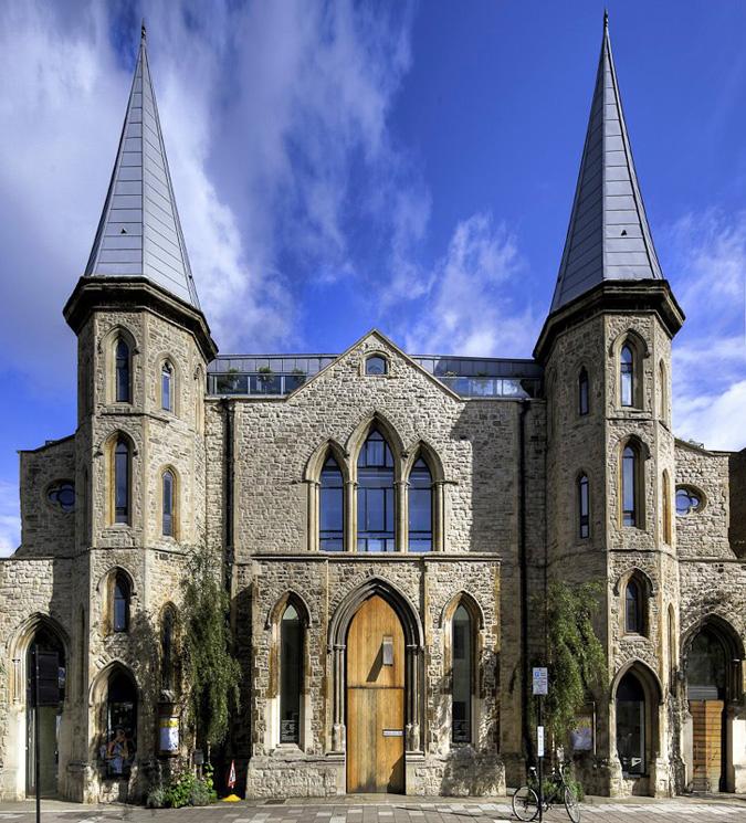 crkva pretvorena u stan