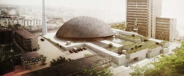 Kako će izgledati glavna džamija u Prištini