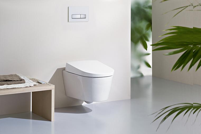 WC šolja i bide u jednom elementu