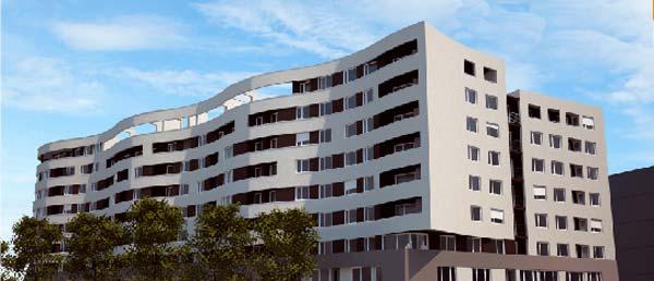 Laguna Residence: Novi stambeno poslovni prostor u Novom Sadu