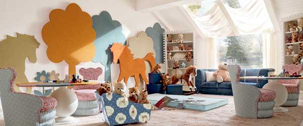 Magična šuma: Životinjsko carstvo u dečijoj sobi