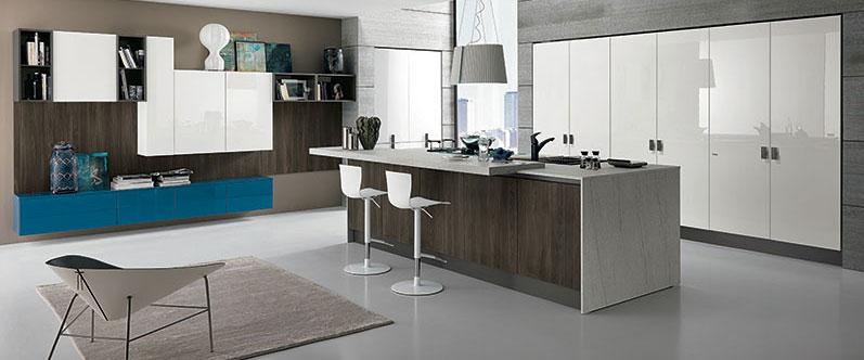 Kako uklopiti kuhinju u dnevnu sobu
