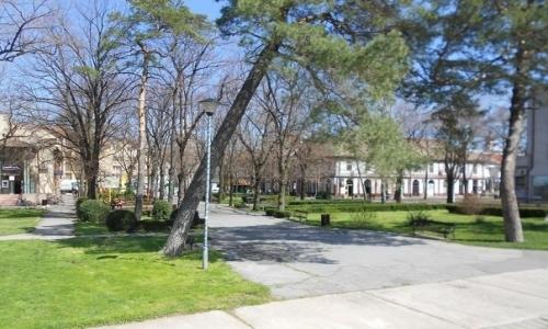 Konkurs za idejno rešenje parka u Novom Bečeju
