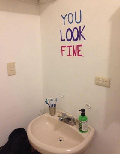 Ogledalo u kojem uvek izgledate dobro
