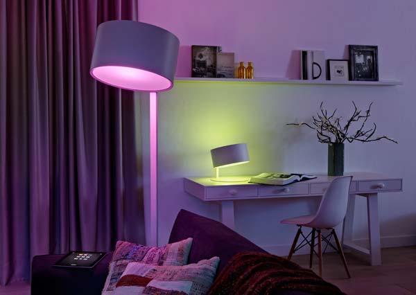 Philipsova nova generacija Hue sistema osvetljenja