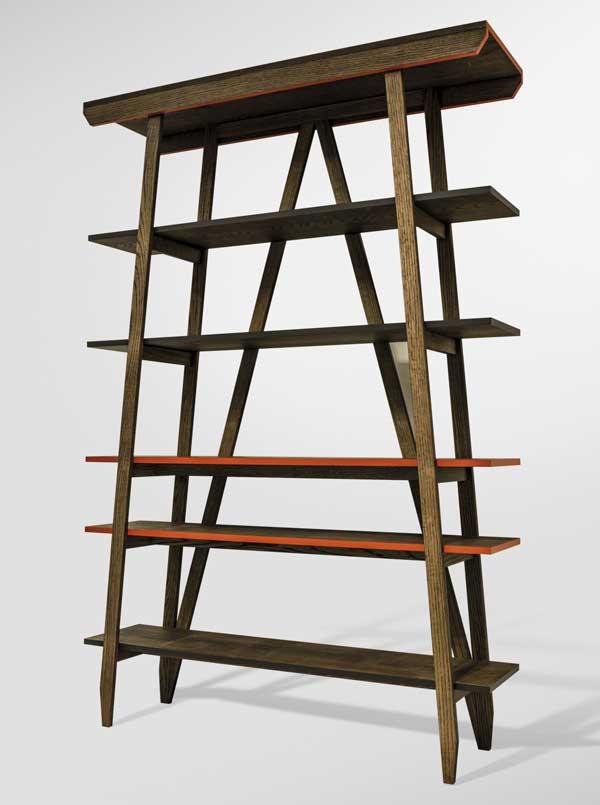 polica-za-knjige-drvena