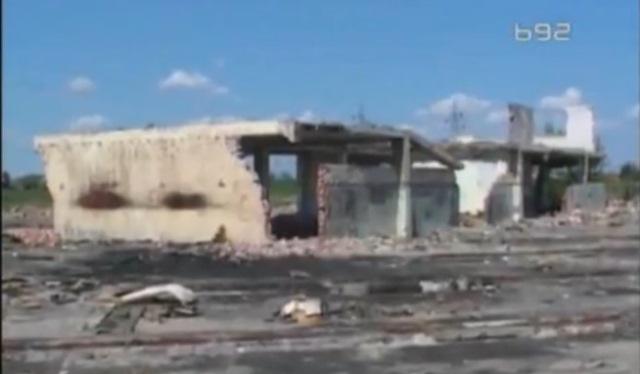 U Šapcu ukradena kompletna zgrada
