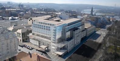 Kako će izgledati šoping centar u srcu Beograda