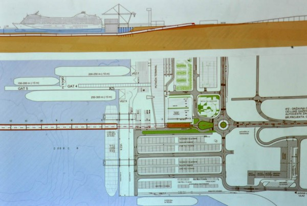 Zadar, 29.05.2013 - Prezentacija projekta podmorskih tunela do zadarskih otoka