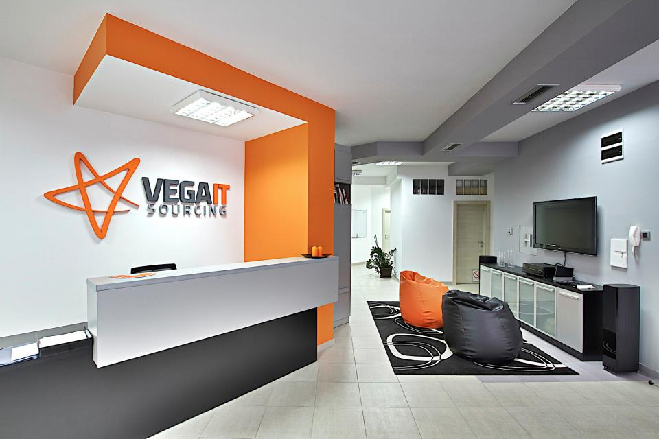 Studentski konkurs za uređenje enterijera firme Vega IT Sourcing