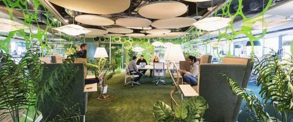 Kako izgledaju Google kancelarije u Dablinu