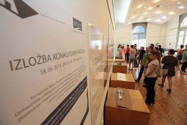Otvorena izložba studenata arhitekture za rešenje vinarije i destilerije