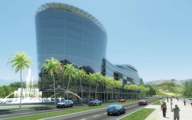 Pogledajte kako će izgledati stambeno-poslovni kompleks u Podgorici vredan 140 miliona evra